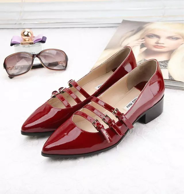 WOMEN FLAT DRESS SHOES